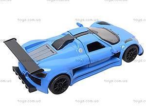 Модель машины Gumpert Apollo Sport, KT5356W, детские игрушки