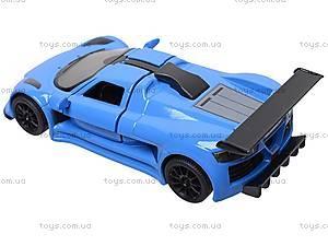 Модель машины Gumpert Apollo Sport, KT5356W, магазин игрушек