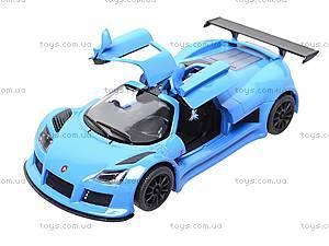 Модель машины Gumpert Apollo Sport, KT5356W, toys.com.ua