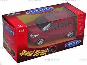 Модель машины Kia Soul, 44031CW, купить