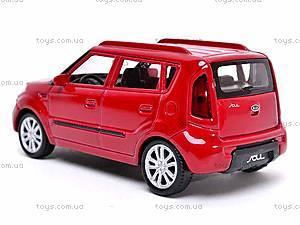 Модель машины Kia Soul, 44031CW, фото