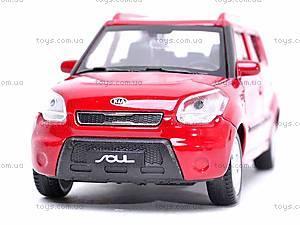 Модель машины Kia Soul, 44031CW, цена