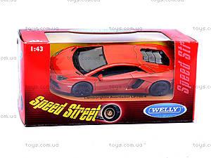 Модель машины Lamborghini Aventador , 44037CW