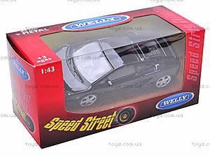 Модель машины Lamborghini Gallardo LP560-4, 44018CW, игрушки