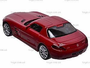 Модель машины Mercedes Benz AMG, 44033CW, купить
