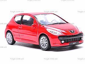 Модель машины Peugeot 207, 44004CW
