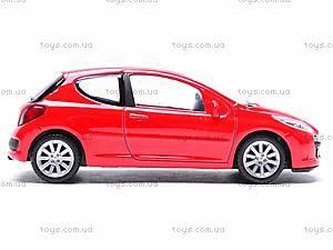 Модель машины Peugeot 207, 44004CW, купить