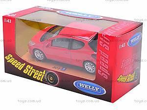 Модель машины Peugeot 207, 44004CW, отзывы