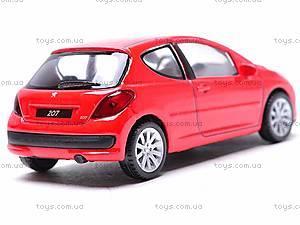 Модель машины Peugeot 207, 44004CW, цена