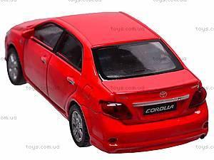 Модель машины Toyota Corolla 2008, 44015CW, фото