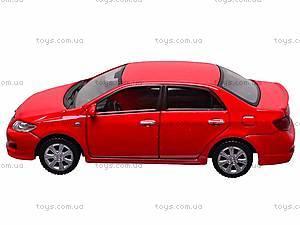 Модель машины Toyota Corolla 2008, 44015CW, отзывы