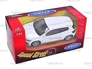 Модель машины Volkswagen Scirocco, 44027CW, отзывы