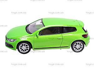 Модель машины Volkswagen Scirocco, 44027CW, цена