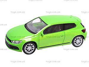Модель машины Volkswagen Scirocco, 44027CW, магазин игрушек