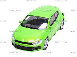 Модель машины Volkswagen Scirocco, 44027CW, toys.com.ua