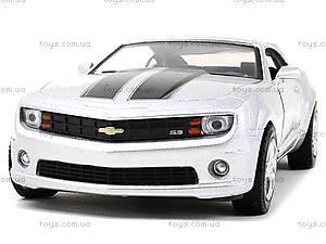Модель машины Chevrolet Camaro SS, 50193, купить