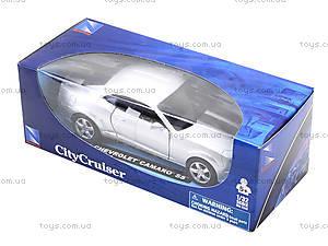 Модель машины Chevrolet Camaro SS, 50193, фото