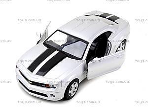 Модель машины Chevrolet Camaro SS, 50193, игрушки