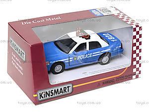 Модель машины «Ford Crown Victoria Police», KT5342AW, купить