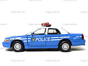 Модель машины «Ford Crown Victoria Police», KT5342AW, цена