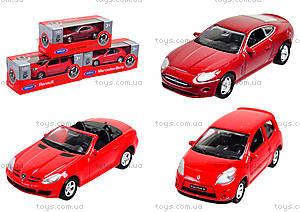 Модель машины Welly, масштаб 1:60-64, 58120-24WD-IN-14-A