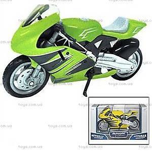 Модель мотоцикла Indianapolis Speed Way, 10642-04-RUS