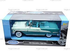 Модель Olds Mobile, масштаб 1:24, 22432W, игрушки