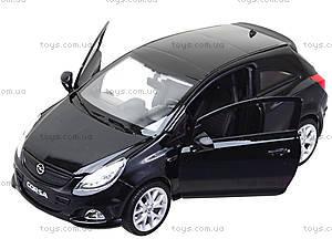 Модель Opel Corsa OPC, масштаб 1:24, 22511W, отзывы
