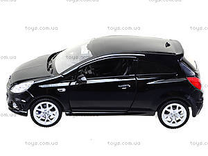 Модель Opel Corsa OPC, масштаб 1:24, 22511W, игрушки