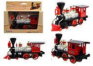 Инерционный паровоз Classic Locomotive, KS7102W, купить
