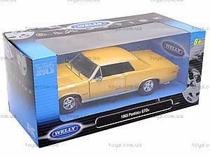 Модель Pontiac GTO 1965, 22092W, купить