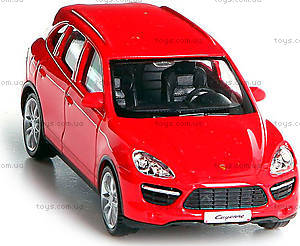 Модель Porsche Cayenne Turbo, 444012-2, фото