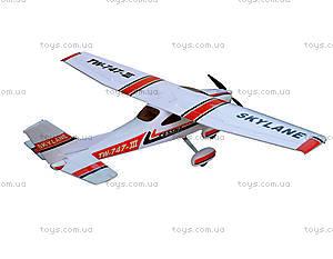 Радиоуправляемая модель самолёта Cessna 182 Skylane KIT, TW-747-3-BL-KIT, фото