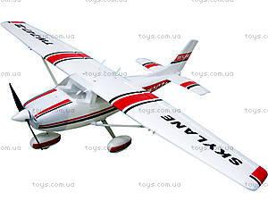 Радиоуправляемая модель самолёта Cessna 182 Skylane KIT, TW-747-3-BL-KIT, игрушки