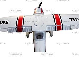 Модель самолета на радиоуправлении Cessna 182 Skylane, TW-747-3-BL-PNP, игрушки