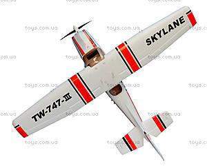 Модель самолета на радиоуправлении Cessna 182 Skylane, TW-747-3-BL-PNP, магазин игрушек