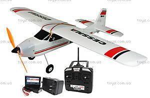 Модель самолёта радиоуправляемая VolantexRC Cessna, TW-747-1-BL-KIT