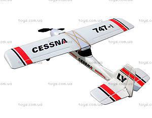 Модель самолёта радиоуправляемая VolantexRC Cessna, TW-747-1-BL-KIT, фото