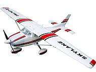 Модель самолета VolantexRC Cessna 182 Skylane RTF на радиоуправлении, TW-747-3-BL-RTF, фото