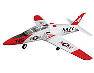 Модель самолета VolantexRC Goshawk T45 RTF на радиоуправлении, TW-750-1-BL-RTF, купить