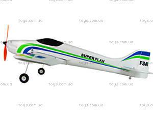 Модель самолета VolantexRC Supersonic F3A RTF на радиоуправлении, TW-746-BL-RTF, купить
