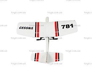 Модель самолёта VolantexRC Mini Cessna на инфракрасном управлении, TW-781-RTF, отзывы