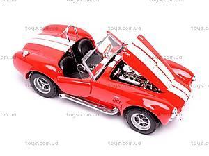 Модель Shelby Cobra, 24002W, отзывы