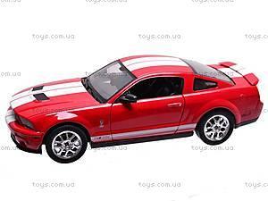 Модель Shelby Cobra GT500 2007, 22473W, отзывы