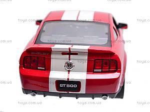 Модель Shelby Cobra GT500 2007, 22473W, игрушки