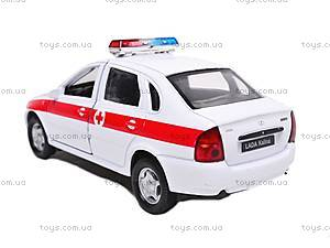 Модель скорой помощи «Lada», 42383AE-W, купить