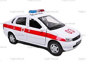 Модель скорой помощи «Lada», 42383AE-W, фото