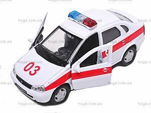 Модель скорой помощи «Lada», 42383AE-W