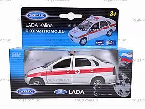 Модель скорой помощи «Lada», 42383AE-W, отзывы