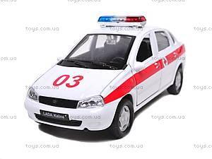 Модель скорой помощи «Lada», 42383AE-W, цена
